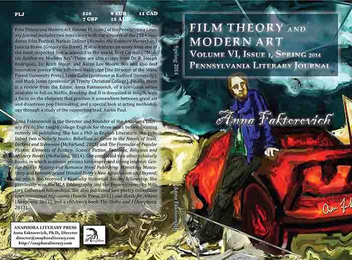 PLJ - Volume VI Issue 1 - Cover - 9781937536725 -