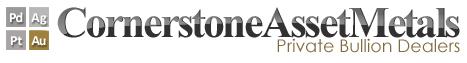 Cornerstone Asset Metals Logo www.cornerstoneassetmetals.com