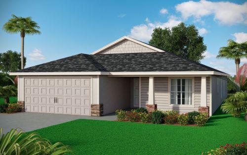 Lakeland New Homes at Saratoga