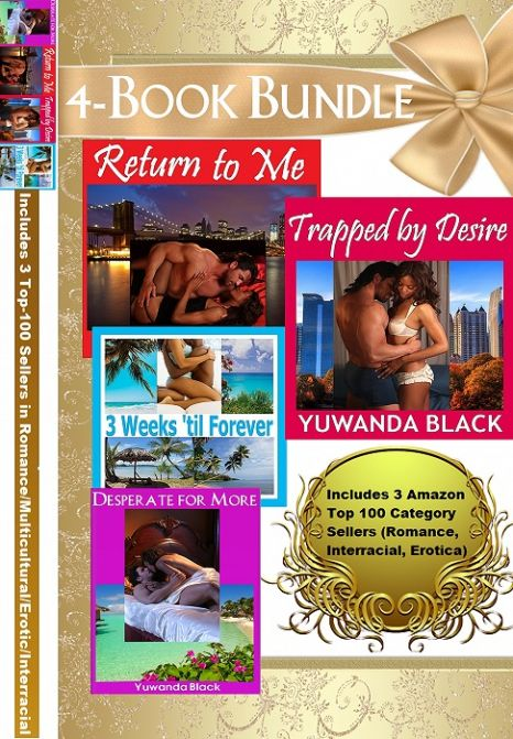 4 Romance Novels in One Bundle: See link below to read an in-depth preview.