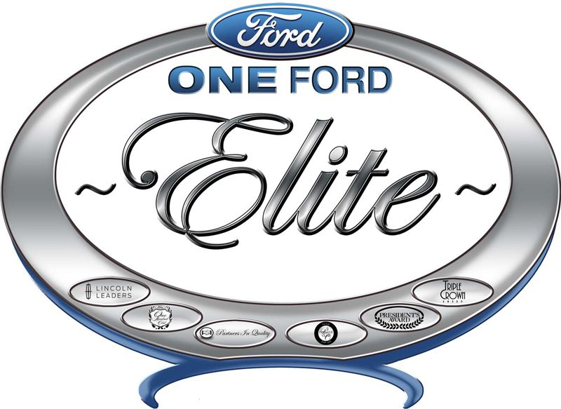 Bozard Ford Lincoln One Ford Elite Award