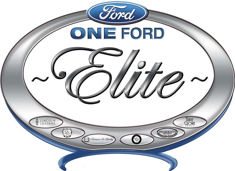 Bozard Ford Lincoln One Ford Elite Award