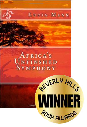 Africa's Unfinished Symphony by Author Lucia Mann
