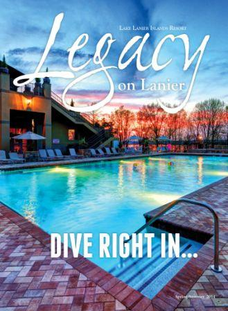 Legacy on Lanier Magazine Honored with Award of Distinction for Overall Design