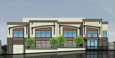 New medical center planned at 1415 Third Street in downtown San Rafael