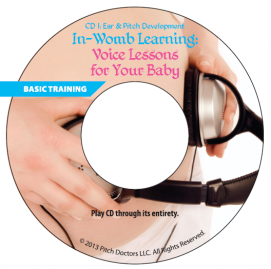 In-Womb Learning: Voice Lessons for Your Baby