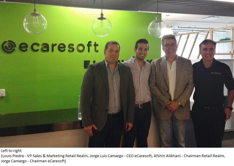 Retail Realm-eCaresoft sign Heads of Agreement