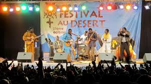 Last Song Before the War is set in the Mali Desert near Timbuktu.  See @ SFBFF!