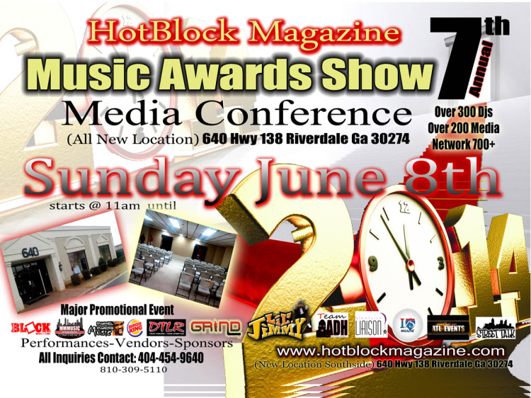 Hot Block Music Awards 2014 (404-454-9640)
