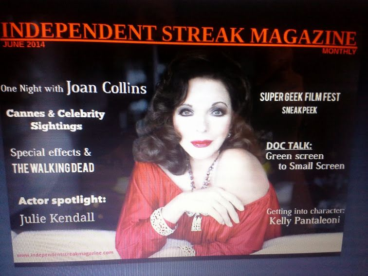 Joan Collins cover