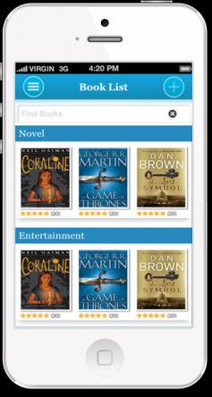 Bookmix - App View
