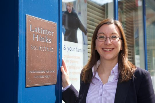 Sabine Kerr, Commercial Property Solicitor