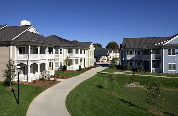 Elon University Student Housing