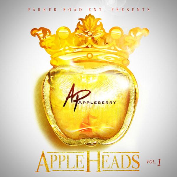 AP Appleberry - AppleHeads Vol 1 Cover Art