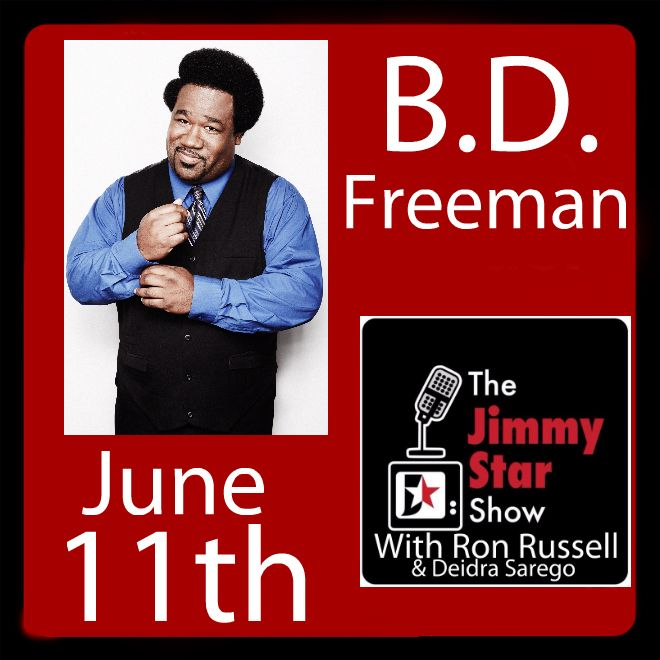 B.D. Freeman on The Jimmy Star Show