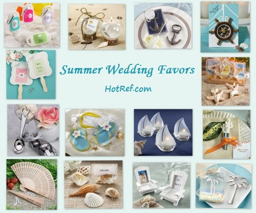 Best summer wedding favor ideas of 2014 www hotref com prlog