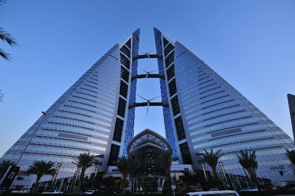 Bahrain World Trade Center - Credit to top1walls.com