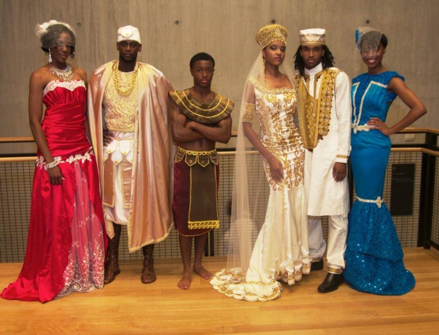 TeKay Designs at Dallas International Fashion Event