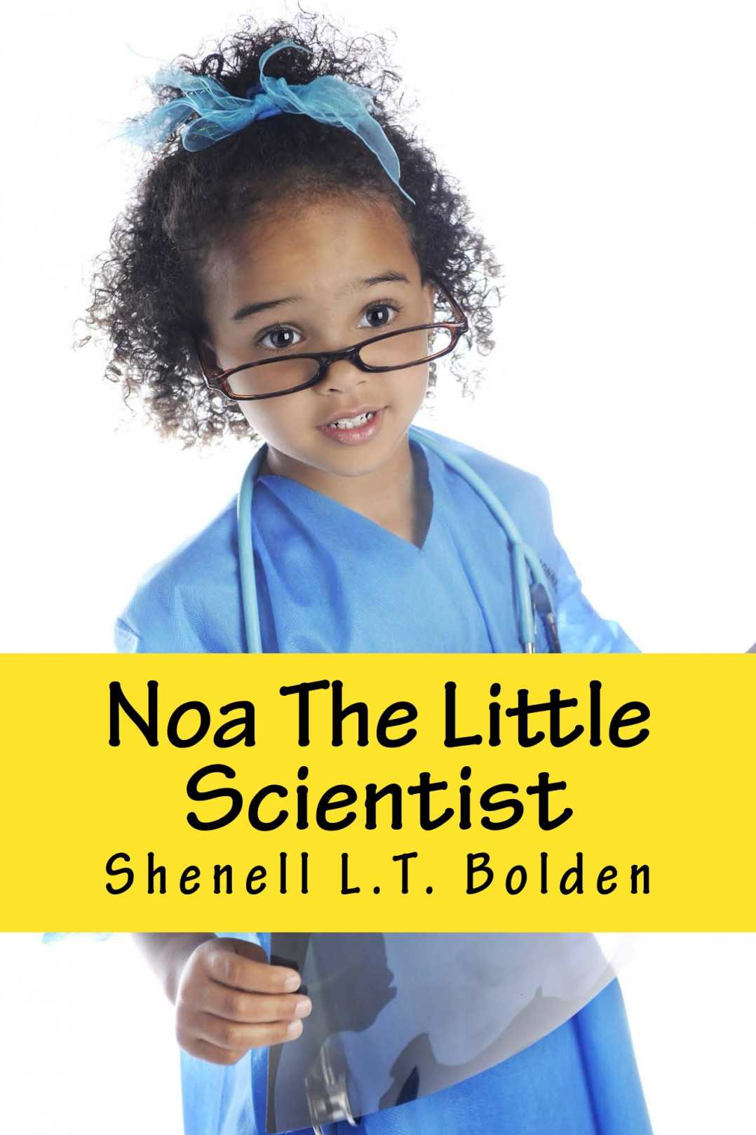 The First Book Release in the Girls in Science Series.