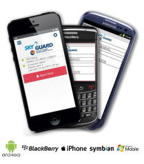 Skyguard's Lone Worker Safety App is now available on all major platforms.