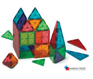Amazon.com  Magna Tiles® Clear Colors 100 Piece S