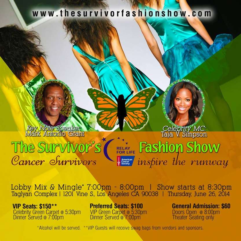 The Survivors Fashion Show Benefitting The American Cancer Society