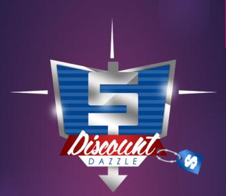 discount dazzle logo