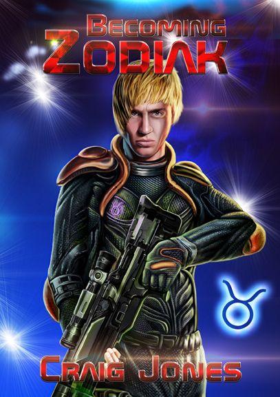 Becoming Zodiak Craig Jones YA Book