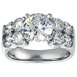 diamond-engagement ring