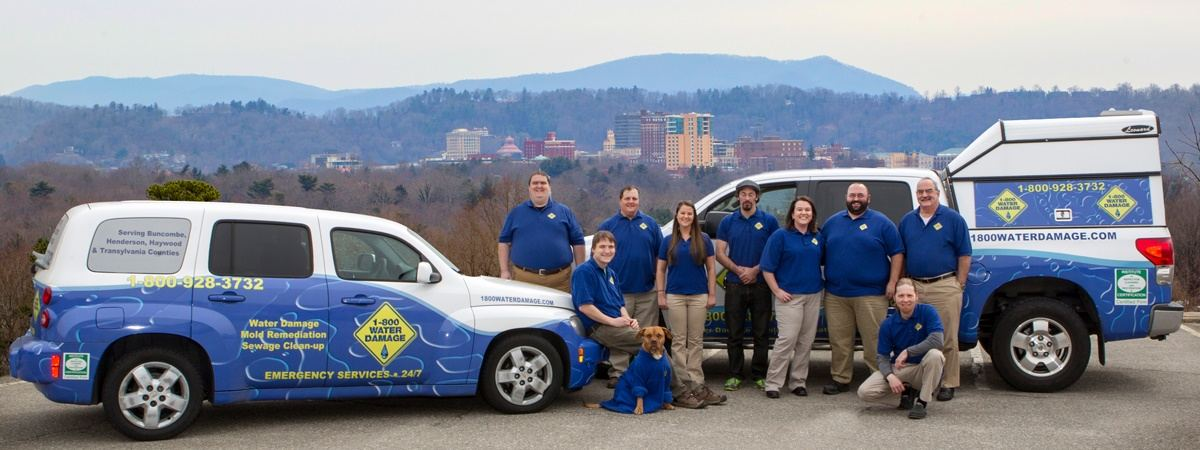 1800 Water Damage Team 2014
