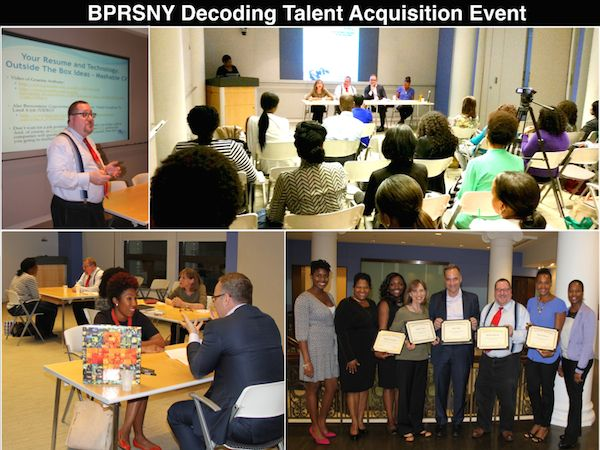 BPRSNY Recruiter Event