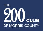 The 200 Club of Morris County supports police, fire and EMS providers.