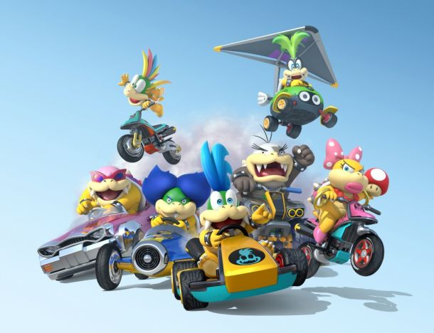 Mario Kart 8 Tournament at Bottleneck Gallery - June 13th - 6:00 PM
