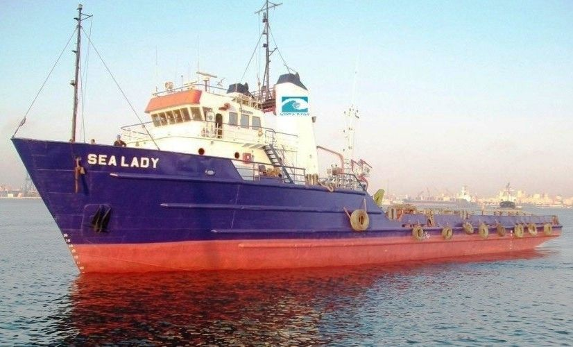 Sea Lady - Ships and Boats Oil Services