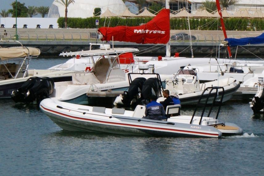 Luxury Yacht Tender Boat 6.5m