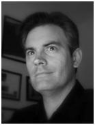 Drew Wagar, author of Elite: Reclamation