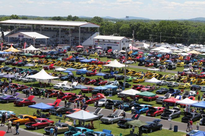 Event Records Shattered With The 2014 Carlisle Ford