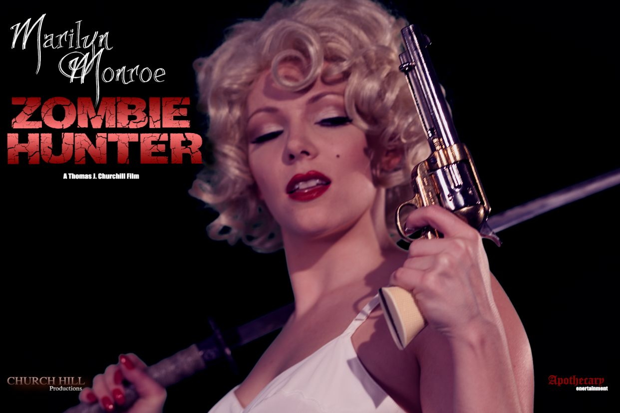 Marilyn Monroe: Zombie Hunter