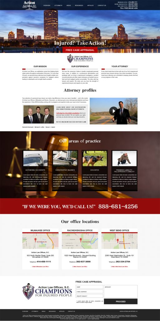 Action Law Offices