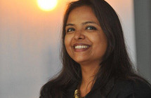 Senior Associate Coach Mandasmita Singh