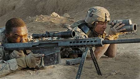 Barrett Rifles For Sale