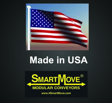 Smart Move Conveyors - Made in USA