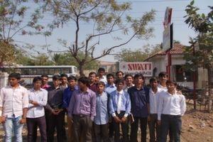 Rai University Organized Industrial Visit