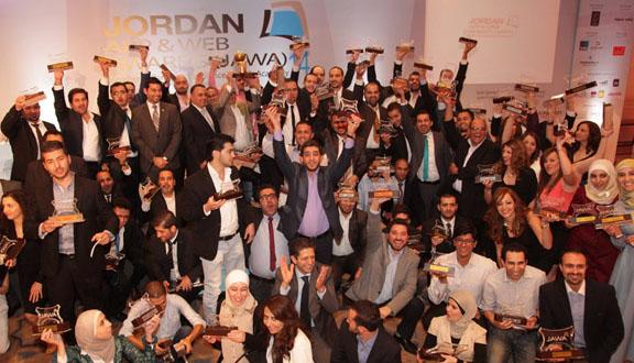 JAWA 2014 Winners Group Photo