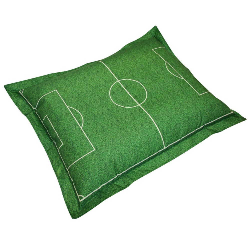 Football Pitch Kids Baz Bag