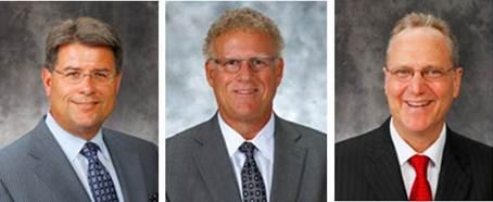 Gary Farmer, Steve Jaffe & Mark Fistos of Farmer Jaffe Weissing