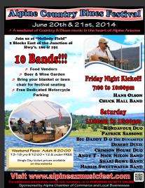 Alpine Music Fest 2014