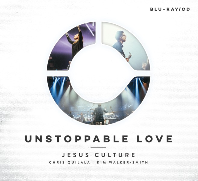 Jesus Culture Unstoppable Love - Becomes No. 1 Top Seller