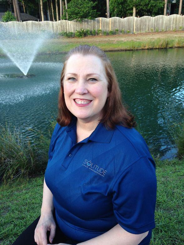 SOLitude Lake Management Welcomes Donna Knemeyer