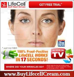 Lifecell Anti-Aging Skin Care Cream